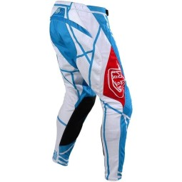 Motocross Hosen Troy Lee Designs SE Air Metric Ocean