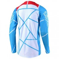 Camiseta Motocross Troy Lee Designs SE Air Metric Ocean