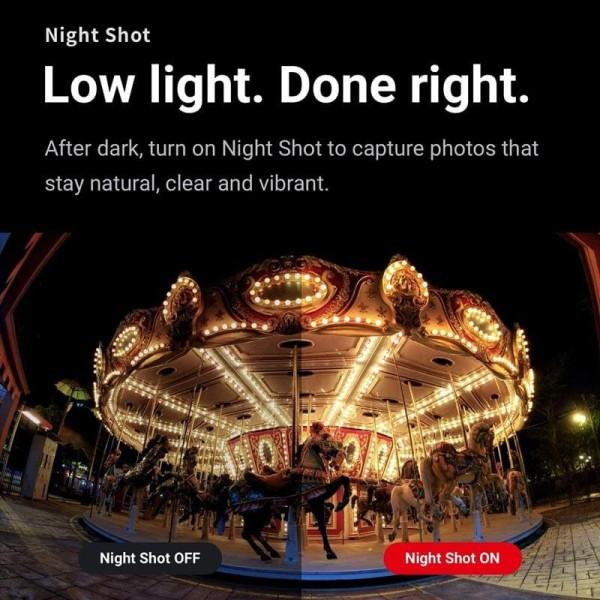 Insta360 One R 4K Edition Actionkamera schwarz
