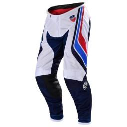 Pantalon Cross Troy Lee Designs SE Air Seca white