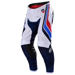 Pantalones Cross Troy Lee Designs SE Air Seca white