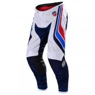 Motocross Hosen Troy Lee Designs SE Air Seca white