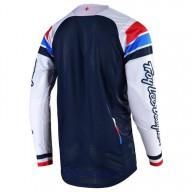 Camiseta Motocross Troy Lee Designs SE Air Seca white