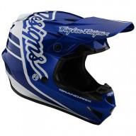 Motocross Helm Troy Lee Designs GP Silhouette navy