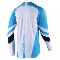 Camiseta Motocross Troy Lee Designs Ultra Factory ocean