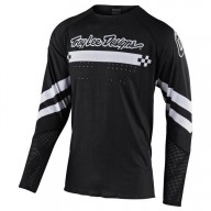 Camiseta Motocross Troy Lee Designs Ultra Factory black