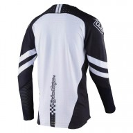 Maillot Motocross Troy Lee Designs Ultra Factory black