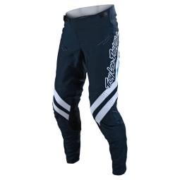 Motocross pants Troy Lee Designs Ultra Factory navy,Motocross Pants