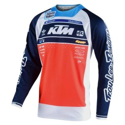 Camiseta Cross Troy Lee Designs SE PRO Boldor Team