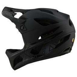 Troy Lee Designs helmet Stage Stealth midnight
