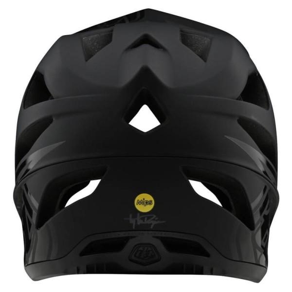 Troy Lee Designs MTB-Helm Stage Stealth midnight