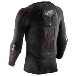 Gilet de protection cross Leatt Air Flex Stealth