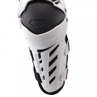 Rodilleras motocross Leatt Dual Axis white