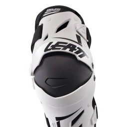Rodilleras motocross Leatt Dual Axis white