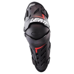 Motocross Knee Braces Leatt Dual Axis black