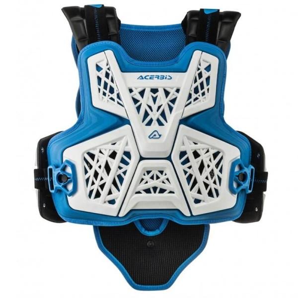 Gilet de protection Cross Acerbis MX Jump blue