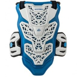 Motocross body armour Acerbis MX Jump blue