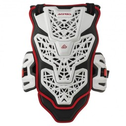 Gilet de protection Cross Acerbis MX Jump blanc