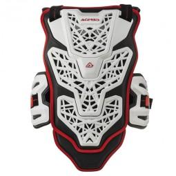 Motocross body armour Acerbis MX Jump white