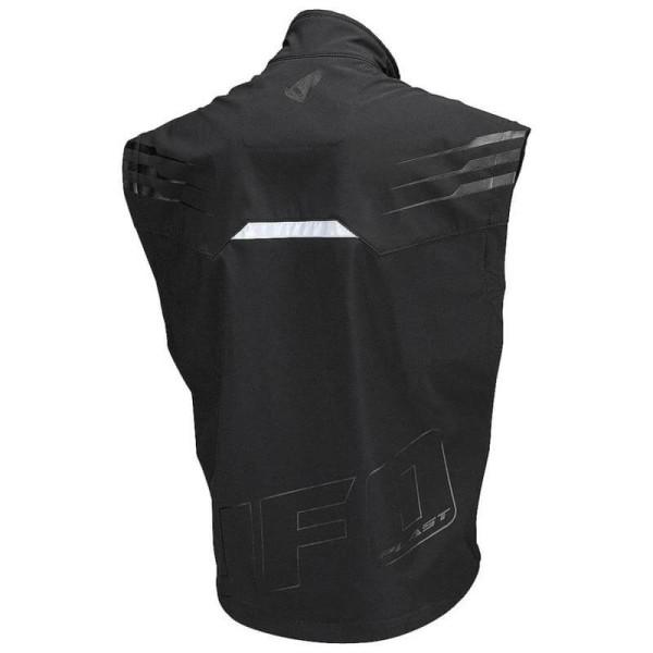 Enduro-Jacke Ufo Plast Taiga schwarz