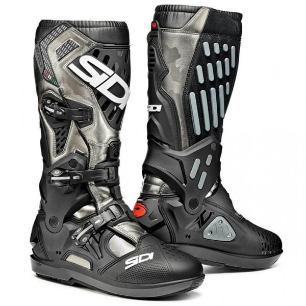 Sidi boots Atojo SRS grey black