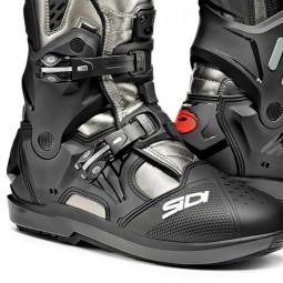 Stivali Sidi Atojo SRS grigio nero,Stivali Motocross