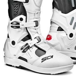 Stivali Sidi Atojo SRS bianco ,Stivali Motocross