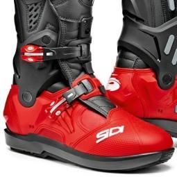 Stivali Sidi Atojo SRS rosso,Stivali Motocross