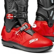 Botas Sidi Aotjo SRS rojo