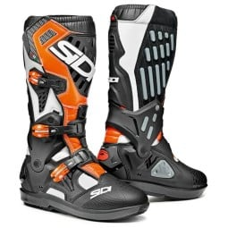 Bottes Sidi Atojo SRS orange
