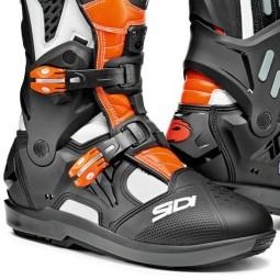 Stivali Sidi Atojo SRS arancione,Stivali Motocross