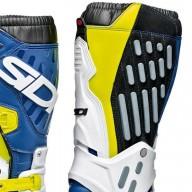 Sidi boots Atojo SRS white blue