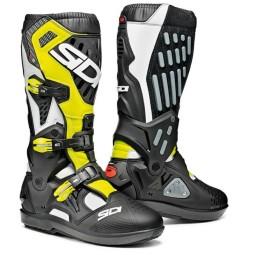 Sidi boots Atojo SRS black fluo