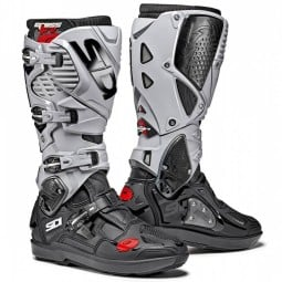 Stivali Sidi Crossfire 3 SRS nero cenere,Motocross Shop