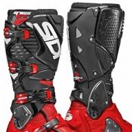 Motocross boots Sidi Crossfire 3 SRS red black