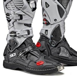 Motocross boots Sidi Crossfire 3 black grey