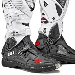 Stivali Sidi Crossfire 3 nero bianco