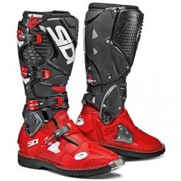 Stivali Sidi Crossfire 3 rosso nero