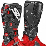 Motocross boots Sidi Crossfire 3 red black