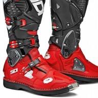 Sidi Crossfire 3 motocrossstiefel rot schwarz