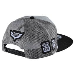 Troy Lee Designs Sram Racing cappellino grigio