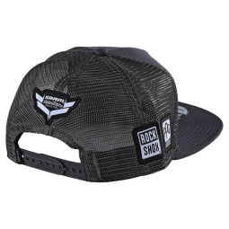 Troy Lee Designs Snapback Cap Sram Racing dark grey