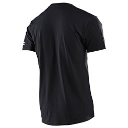 Troy Lee Designs Sram Racing Block tee black