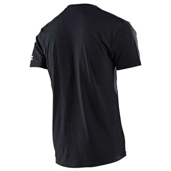 Troy Lee Designs Sram Racing T-Shirt Block schwarz