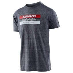 Troy Lee Designs Sram Racing Block camiseta gris