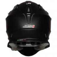 Casco de cross Just1 J18 Solid black