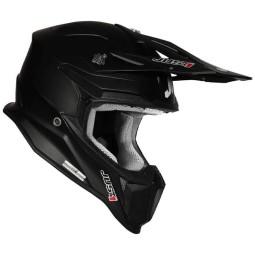 Just1 helmet J18 Solid black