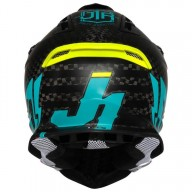 Crosshelm Just1 J12 Pro Racer Carbon blau