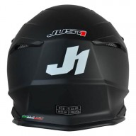 Casco de cross Just1 J39 Solid matt black