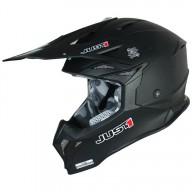 Just1 Cross -Helm J39 Solid matt black